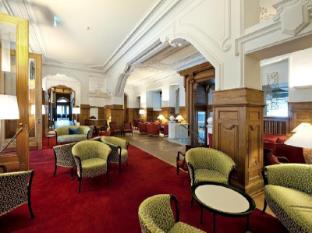Schweizerhof Swiss Quality Hotel Saint Moritz - Foyer