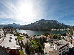 Schweizerhof Swiss Quality Hotel Saint Moritz - Widok