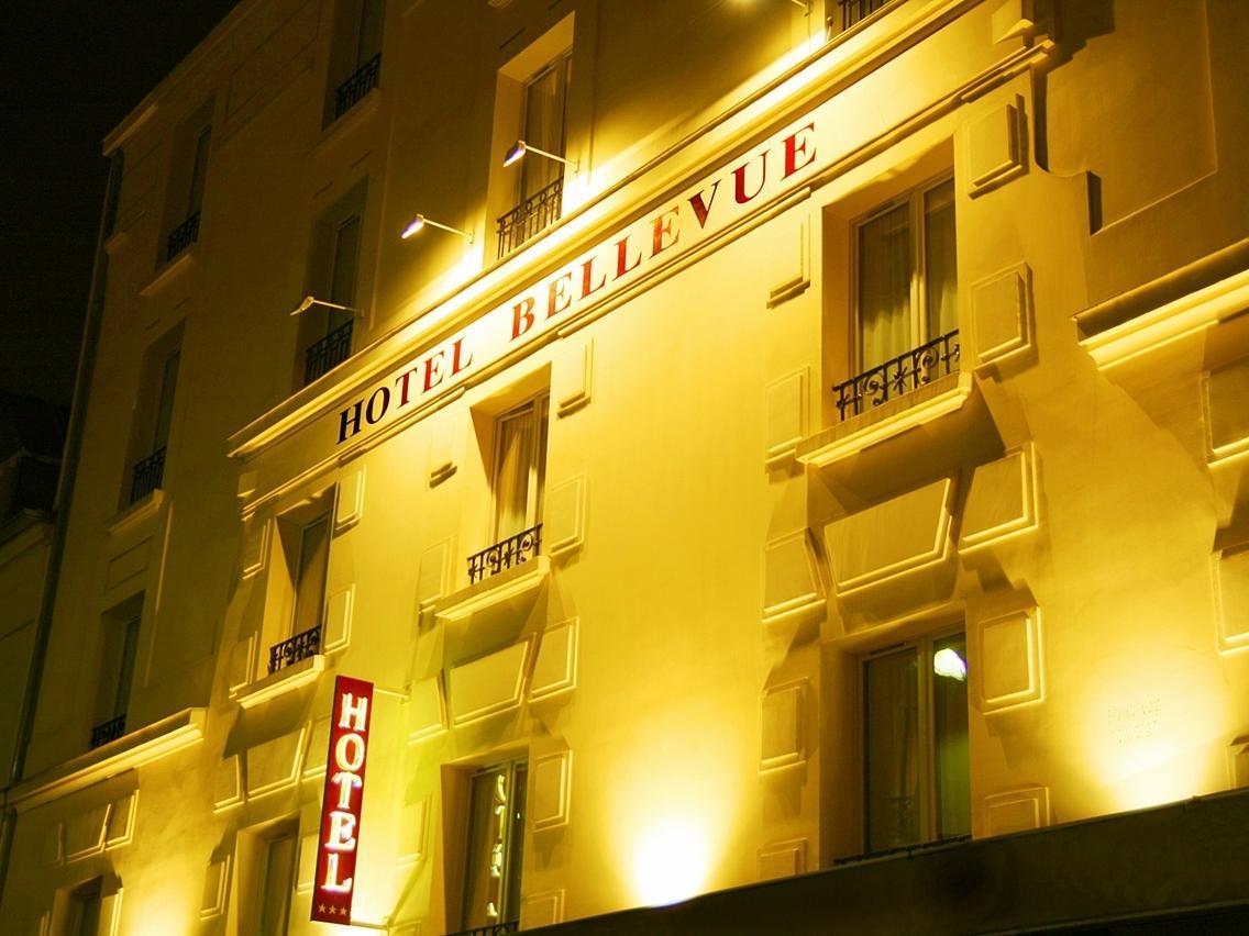 Hotel Bellevue Paris Montmartre - Hotell och Boende i Frankrike i Europa