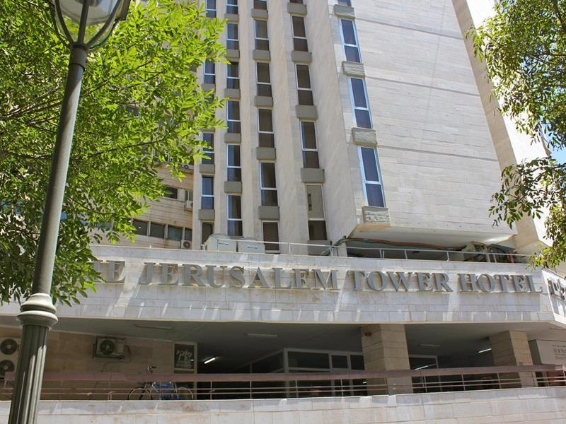 Jerusalem Tower Hotel Jeruzalém
