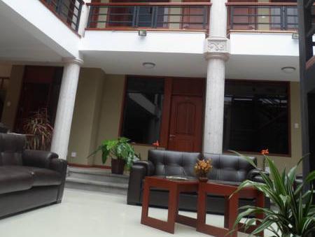 La Casona del Olivo Hotel y Eventos - Hotell och Boende i Peru i Sydamerika