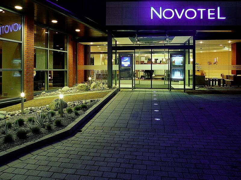 Novotel Leeds Centre Hotel
