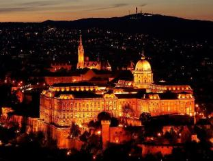 Hotel Orion Varkert Budapest - Castle Hill with the Royal Palast