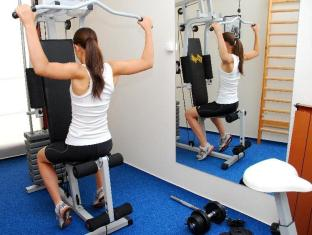 Best Western Hotel Orion Budapest - Fitness Room