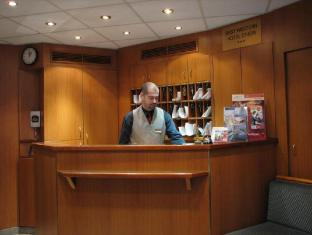 Best Western Hotel Orion Budapest - Reception