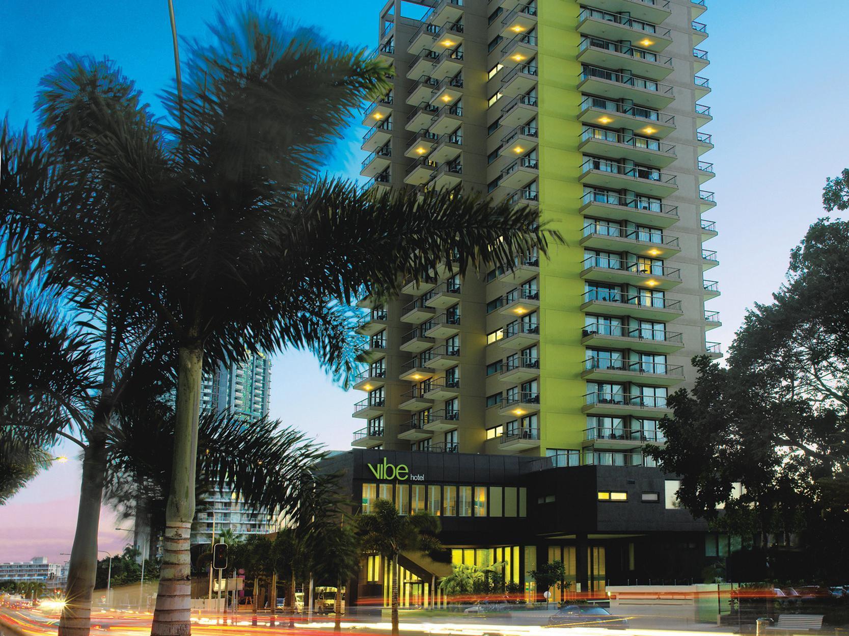 Vibe Hotel Gold Coast - Hotell och Boende i Australien , Guldkusten