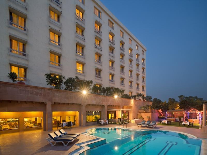 Hotel Mansingh - Hotell och Boende i Indien i Jaipur