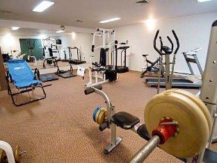 La Sagueneenne Hotel Chicoutimi (QC) - Fitness Room
