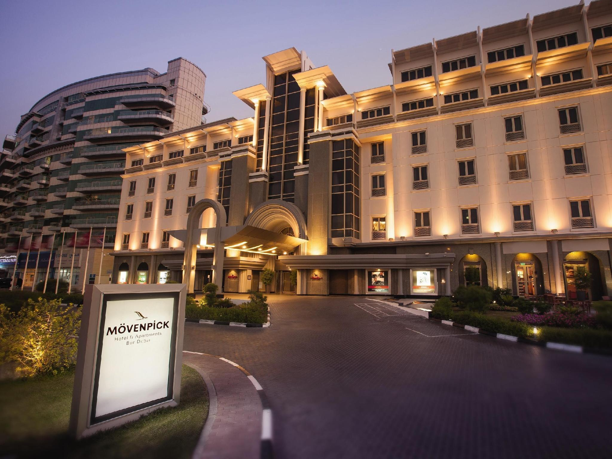 Movenpick Hotel and Apartments Bur Dubai - Hotels and Accommodation in United Arab Emirates, Middle East