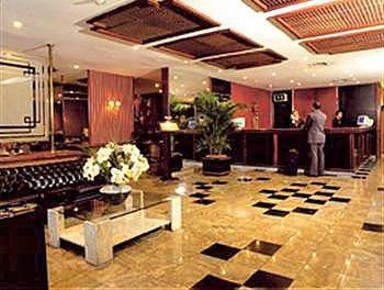 Luxor Aeroporto Hotel Rio De Janeiro - Lobby