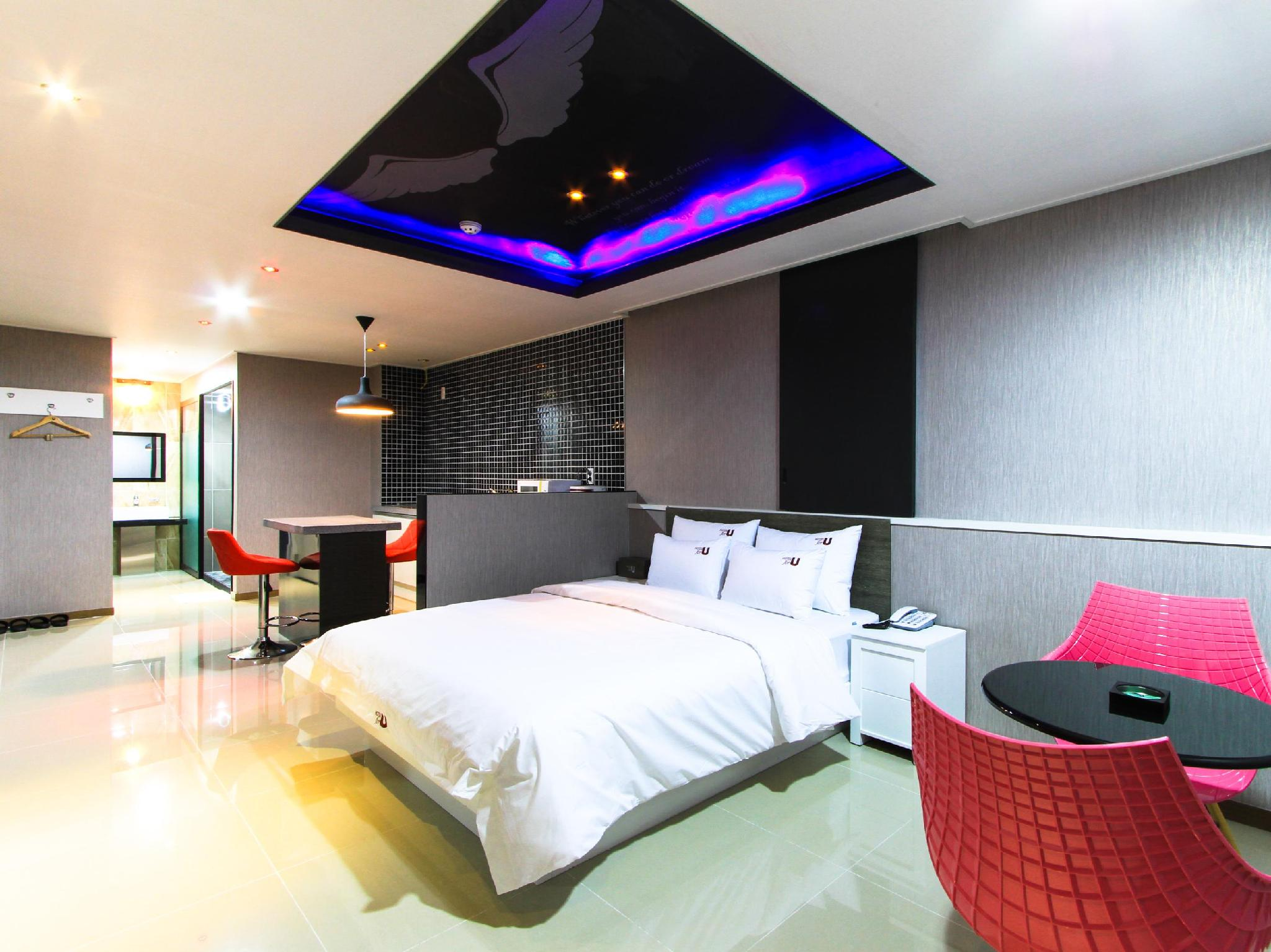 Haeundae For U Hotel - Hotels and Accommodation in South Korea, Asia