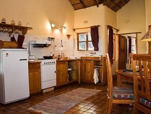 Musangano Lodge Mutare - Kitchen