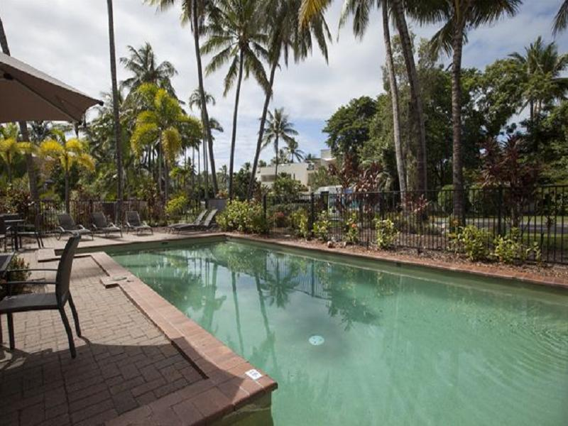 Seascape Holidays - Tropical Reef Apartment 8 - Hotell och Boende i Australien , Port Douglas