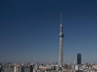 Chisun Hotel Hamamatsucho Tokyo - Tokyo Sky Tree Tower