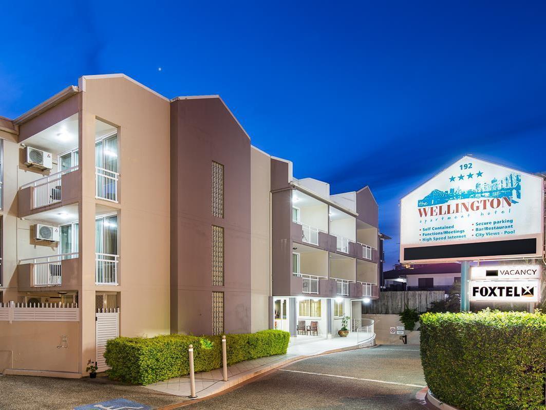 The Wellington Apartment Hotel - Hotell och Boende i Australien , Brisbane
