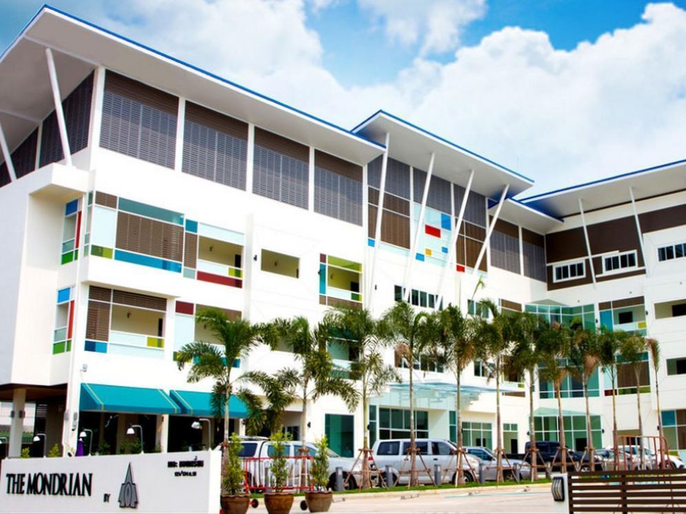 Hotell The Mondrian Khon Kaen Apartment i , Khon Kaen. Klicka för att läsa mer och skicka bokningsförfrågan