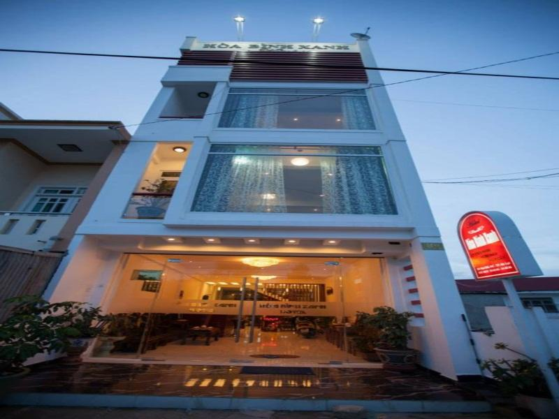 Hoa Binh Xanh Hotel - Hotels and Accommodation in Vietnam, Asia