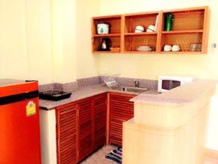 Orchid Apartment Vientián - Habitación