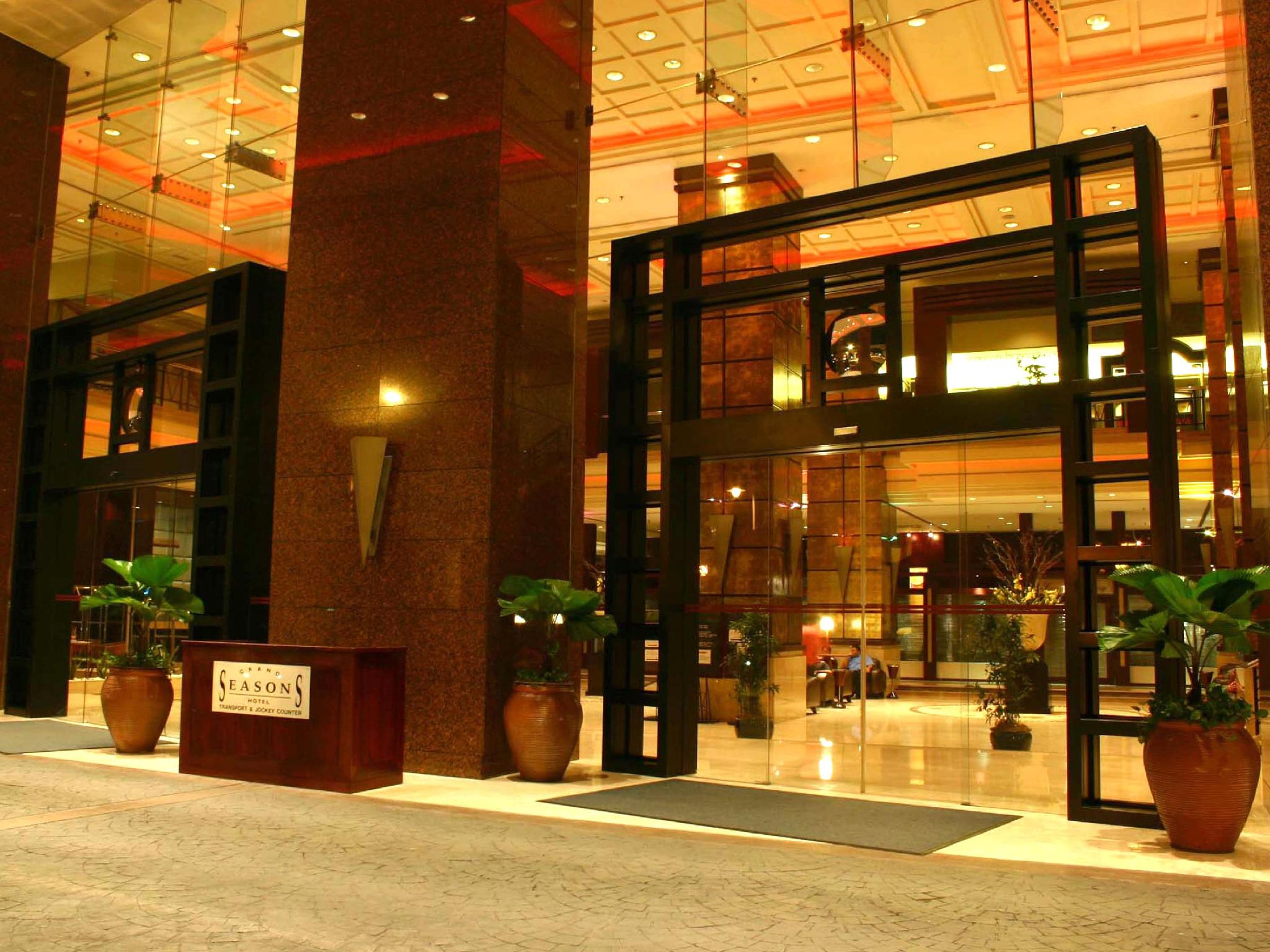 Grand Seasons Hotel - Hotels and Accommodation in Malaysia, Asia