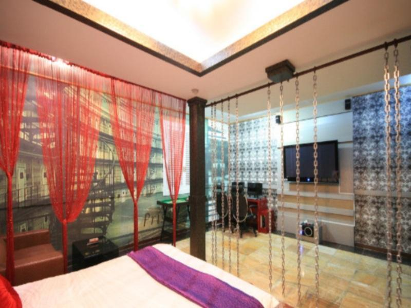 Pink Motel - Hotels and Accommodation in South Korea, Asia