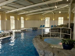 De Vere Hotel Slaley Hall Newcastle Upon Tyne Tropical Swimming Pool