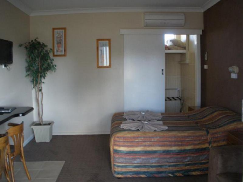 Glen Innes Motel - Hotell och Boende i Australien , Glen Innes