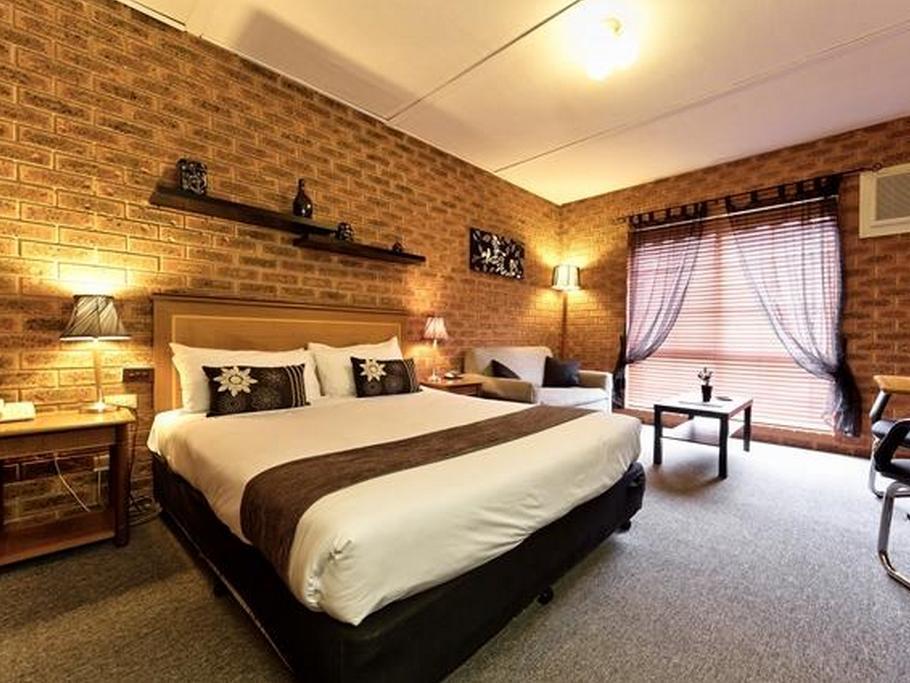 Central Yarrawonga Motor Inn - Hotell och Boende i Australien , Yarrawonga