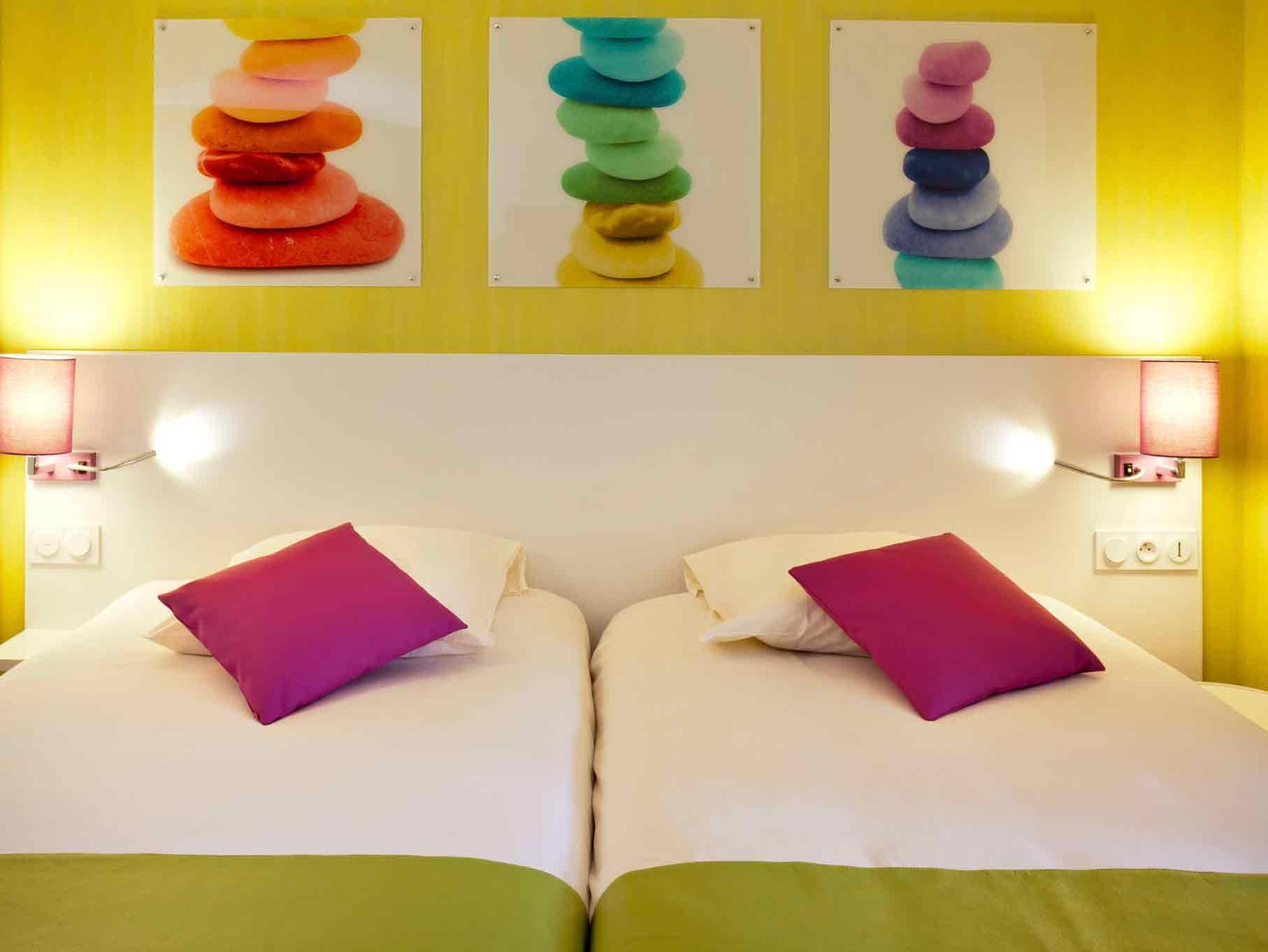 Ibis Styles Paris Saint Ouen Hotel - Hotell och Boende i Frankrike i Europa