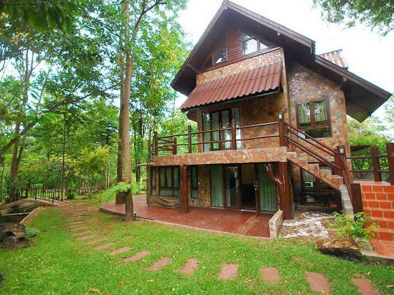 Hotell La Foresta by The River Lodge i , Kanchanaburi. Klicka för att läsa mer och skicka bokningsförfrågan