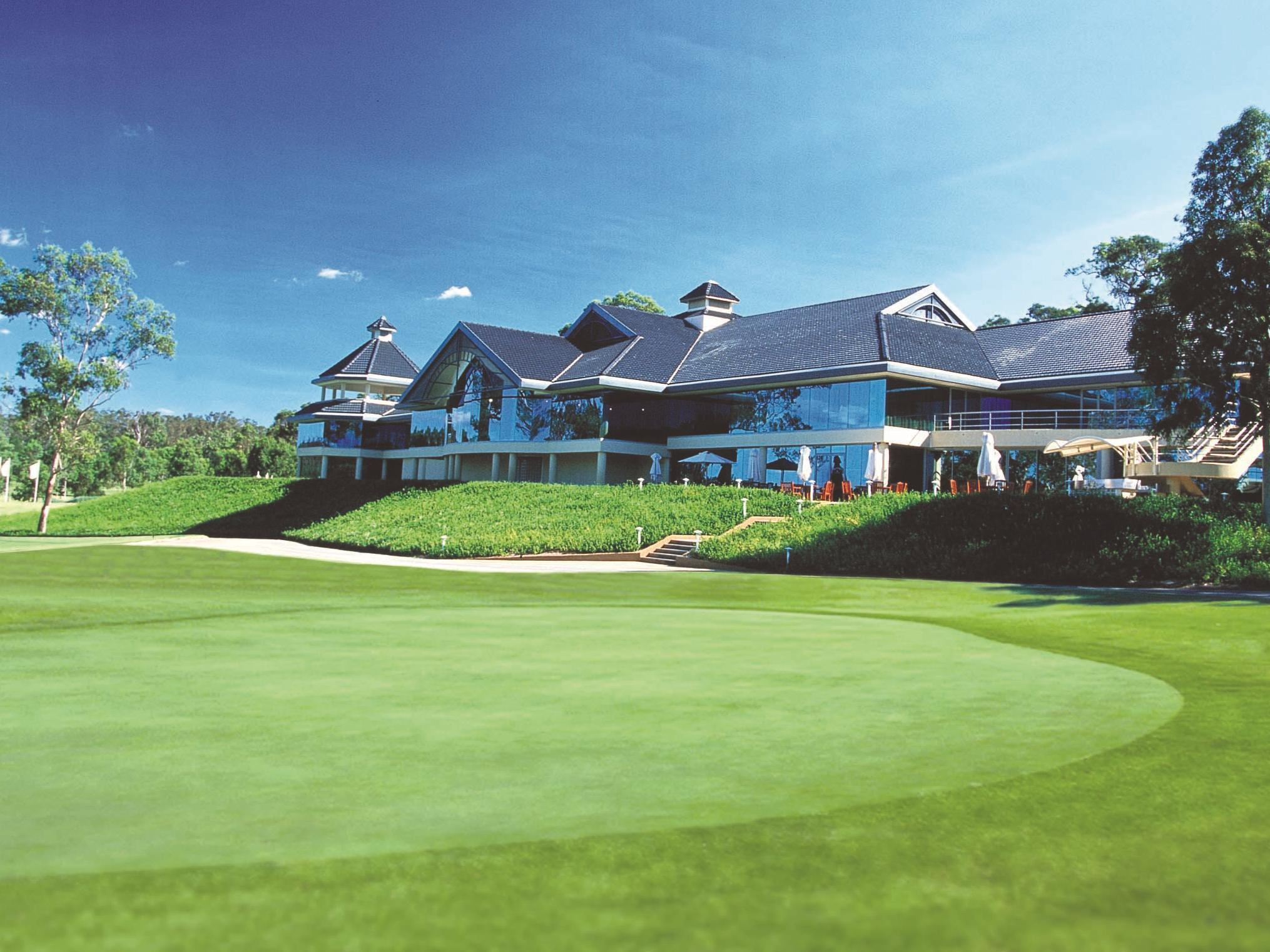 Riverside Oaks Golf Resort - Hotell och Boende i Australien , Hawkesbury Valley