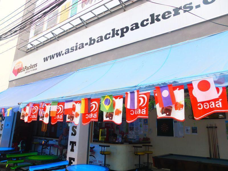 Asia Backpackers Pattaya