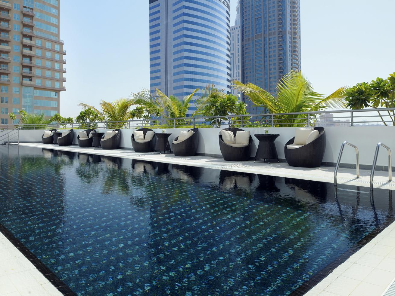 Movenpick Hotel Jumeirah Lakes Towers - Hotels and Accommodation in United Arab Emirates, Middle East