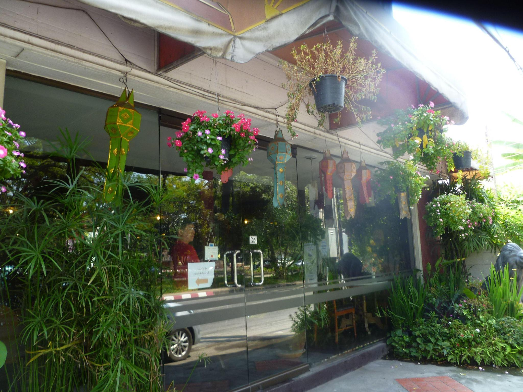 Gaps house 2 old city chiang mai thailand great for Classic house chiang mai massage