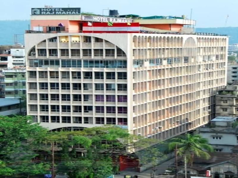 Hotel Rajmahal Guwahati, India: Agoda.com