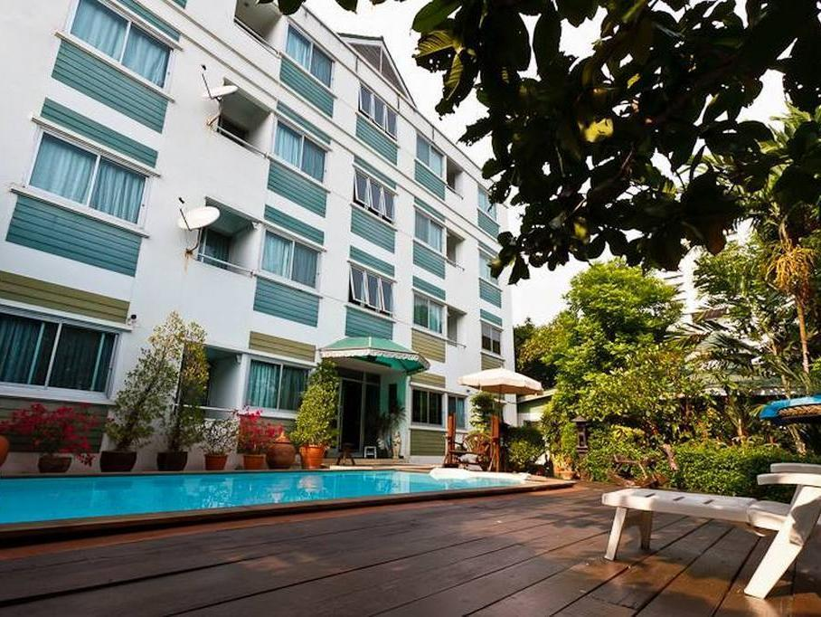 My View Apartment - Hotels and Accommodation in Thailand, Asia