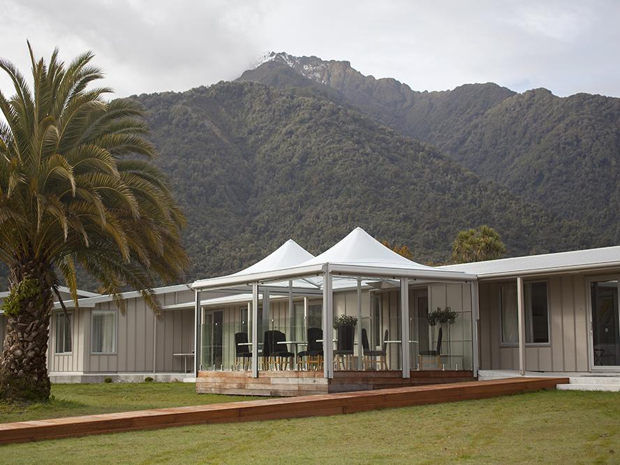 Franz Josef Oasis Accommodation - Hotels and Accommodation in New Zealand, Pacific Ocean And Australia