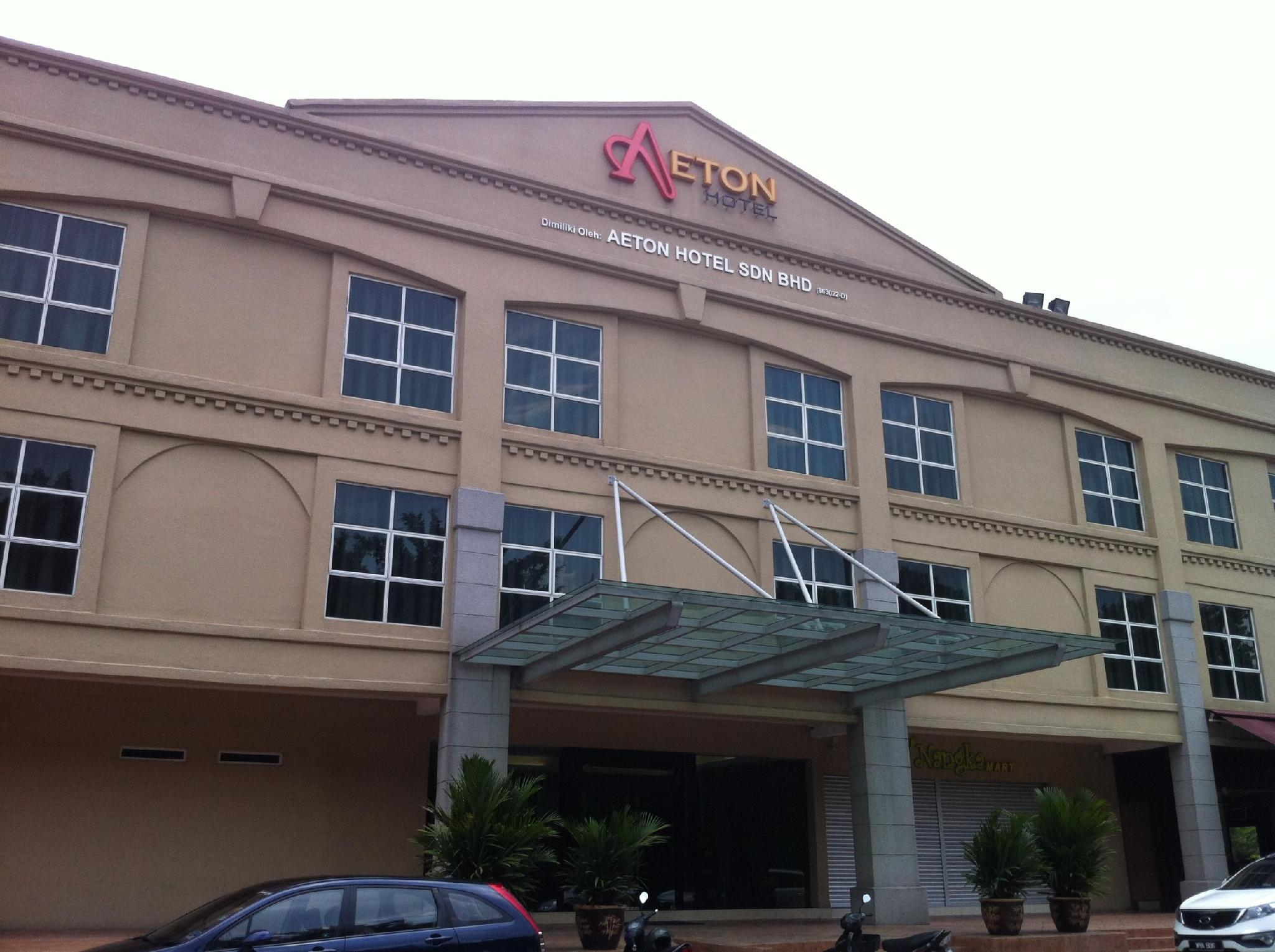 Aeton Hotel - Hotels and Accommodation in Malaysia, Asia