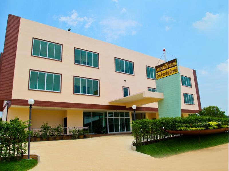 Hotell The Family Grand Hotel i , Udonthani. Klicka för att läsa mer och skicka bokningsförfrågan