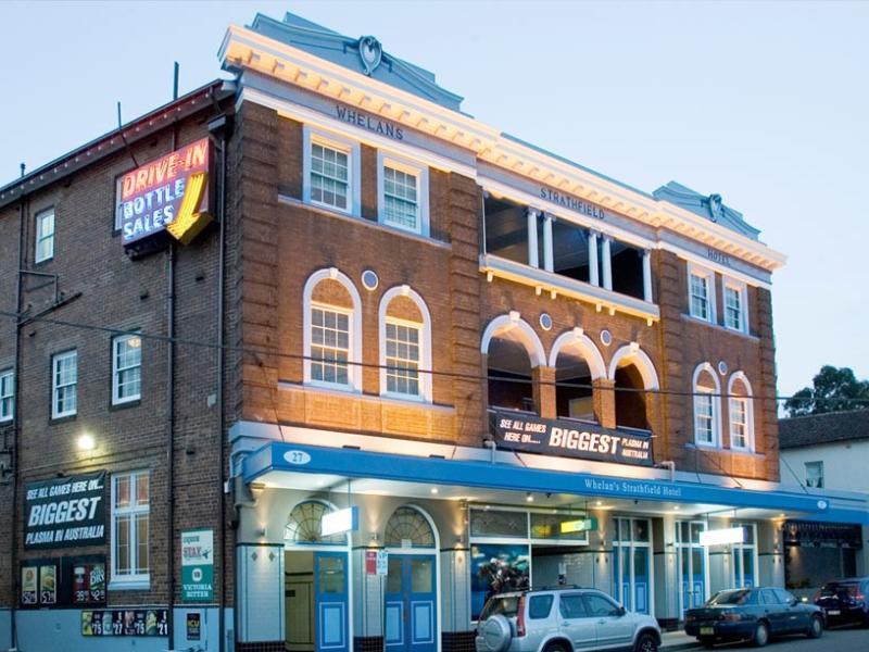 Strathfield Hotel - Hotell och Boende i Australien , Sydney