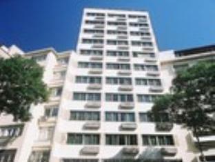 Atlantis Copacabana Hotel Rio de Žaneiras - Viešbučio išorė