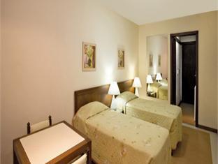 Atlantis Copacabana Hotel Rio de Žaneiras - Svečių kambarys