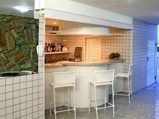 Atlantis Copacabana Hotel Rio de Žaneiras - Baras / poilsio zona