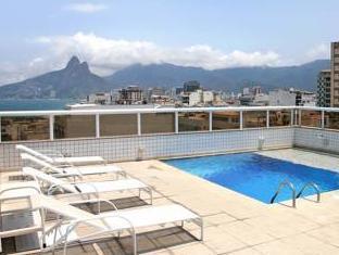 Atlantis Copacabana Hotel Rio de Žaneiras - Baseinas