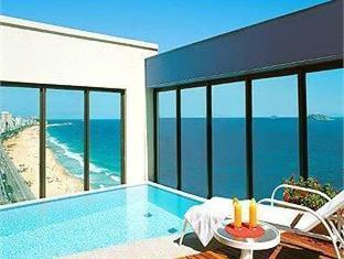 Marina All Suites Hotel Rio De Janeiro - Swimming Pool