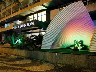 Royalty Barra Hotel Rio De Janeiro - Hotel at Night