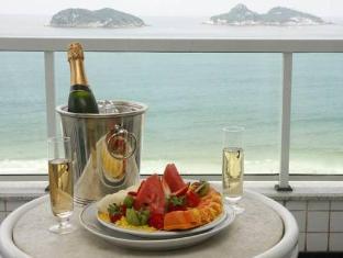 Royalty Barra Hotel Rio De Janeiro - Buffet