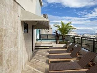Real Palace Hotel Rio De Janeiro - Balkón/terasa