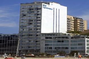 ソル イパネマ ホテルの外観
