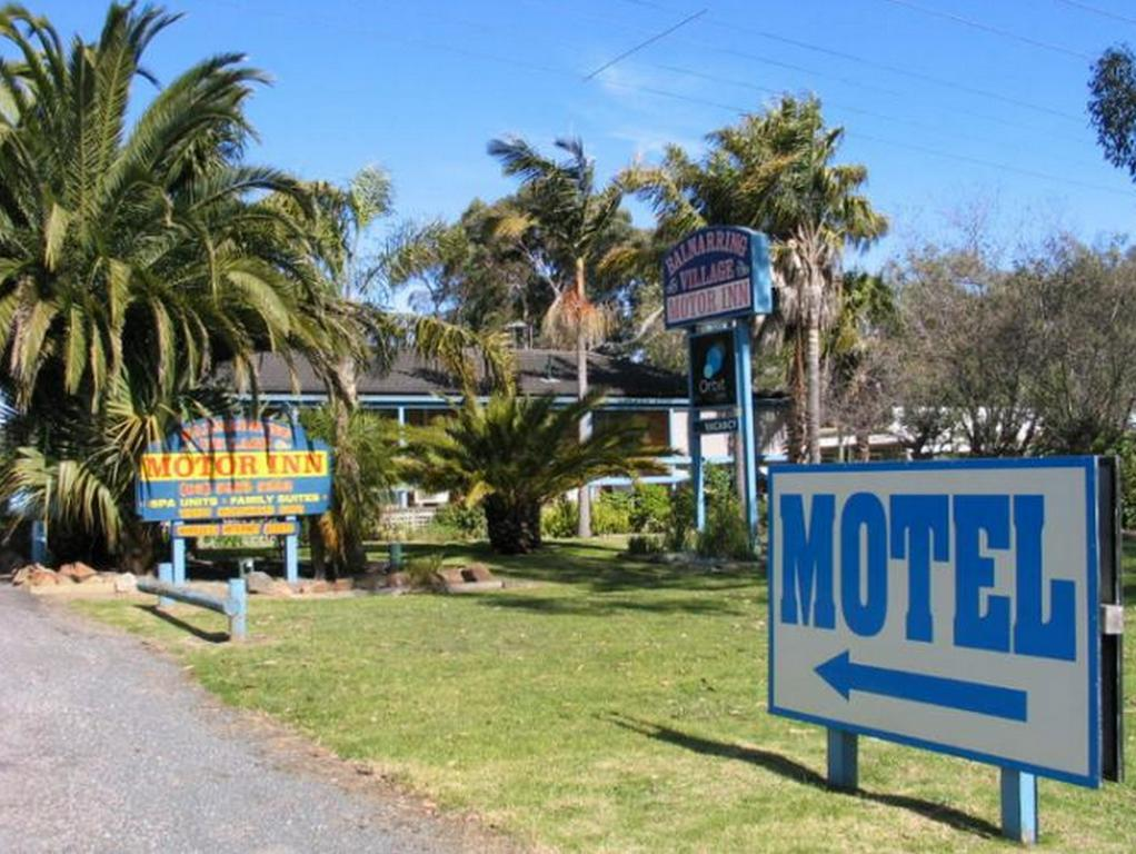 Balnarring Village Motor Inn - Hotell och Boende i Australien , Mornington Peninsula