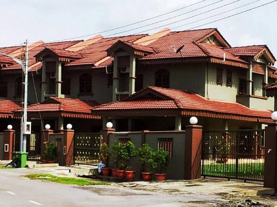 Sharifah Guest House @ Taman Rafia Kuching